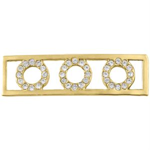 Picture of Build A Bracelet: Gold Tri-Circle Screen